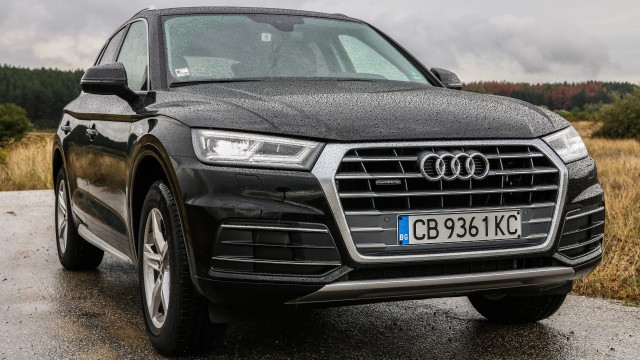 Audi Q5 се подмлади и поскъпна