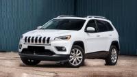 Jeep Cherokee се сдоби с фейслифт (снимки)