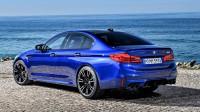 BMW показа най-мощната M5 (видео)