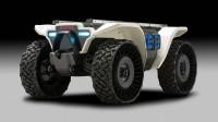 ATV робот от Honda