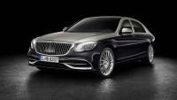Задава се обновление за Mercedes-Maybach S-Class