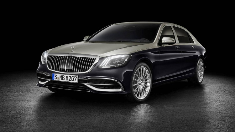 Обновеният Mercedes-Maybach S-Class