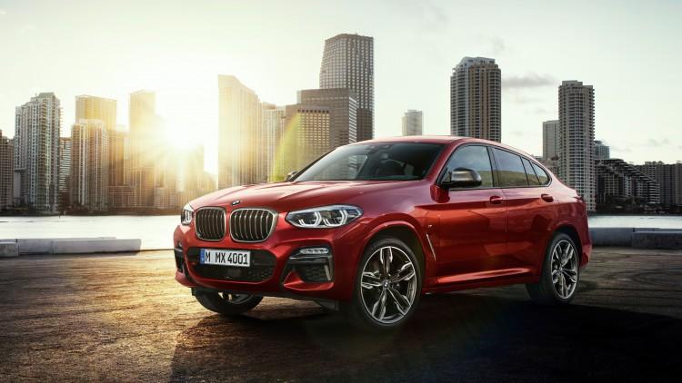 Новото BMW X4