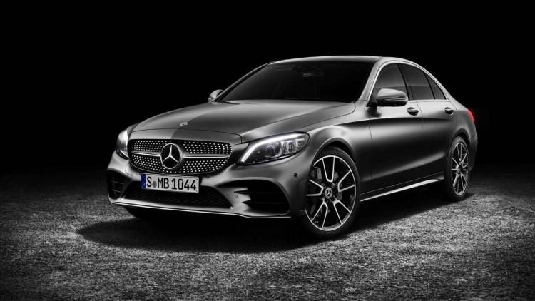 Обновеният Mercedes-Benz C-Class