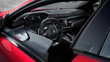 Новото Peugeot 508