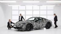 Новото Porsche 911 идва на 27 ноември