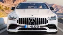 Mercedes анонсира AMG GT хибрид с 805 конски сили<br /> 1 снимки