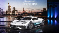 Mercedes-AMG Project ONE е вече на пътя