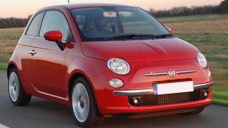 Fiat 500 спечели през 2008 г.