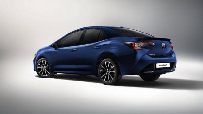 Новата Toyota Corolla