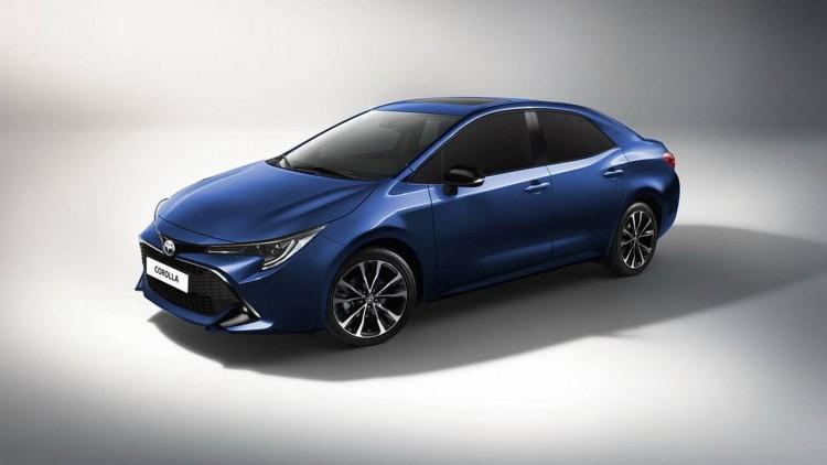 Новата Toyota Corolla ще дебютира до 2020 г.