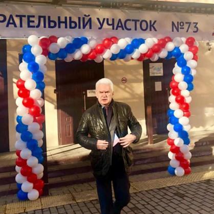 Волен Сидеров е бил наблюдател на изборите за президент в Русия