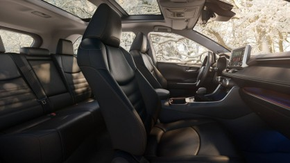 Новата Toyota RAV4