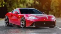 Чак след 2022 година ще има електрическо Ferrari
