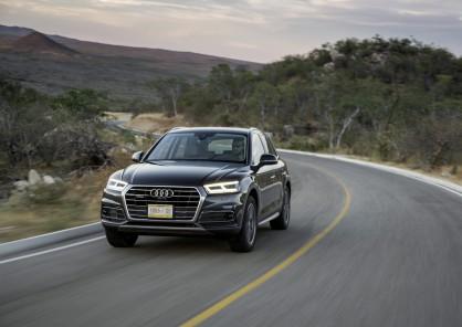 Новото поколение Audi Q5