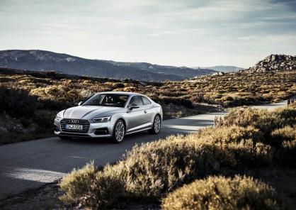 Новото Audi A5 Coupе