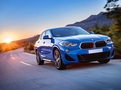 Новото BMW X2