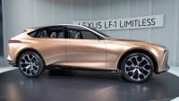 Най-големият кросоувър на Lexus ще се казва LQ