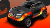 Jeep е готов с дизайна на Wrangler за 2030 г.