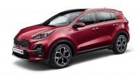 Фейслифт и дизелов хибрид за Kia Sportage