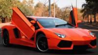 Това не е Lamborghini Aventador (видео)