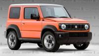 Новият Suzuki Jimny дебютира на 5 юли?