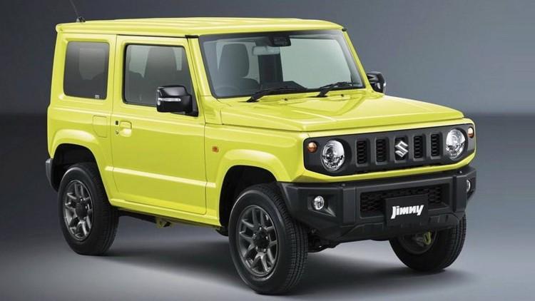 Новото Suzuki Jimny