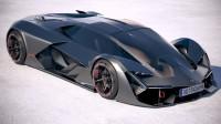От Lamborghini показали тайно следващия си супер модел?