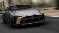 Italdesign тунингова Nissan GT-R