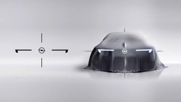 Новият дизайн на Opel