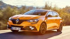 Renault Megane ще се превърне в кросоувър<br /> 1 снимки
