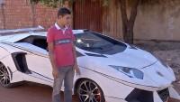 Да превърнеш FIAT Uno в Lamborghini