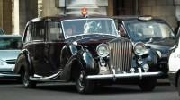 Rolls-Royce на кралица Елизабет Втора отива на търг