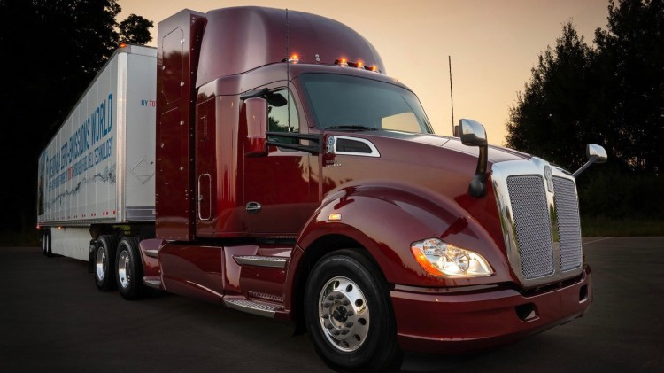 Toyota Fuel Cell Heavy Truck
