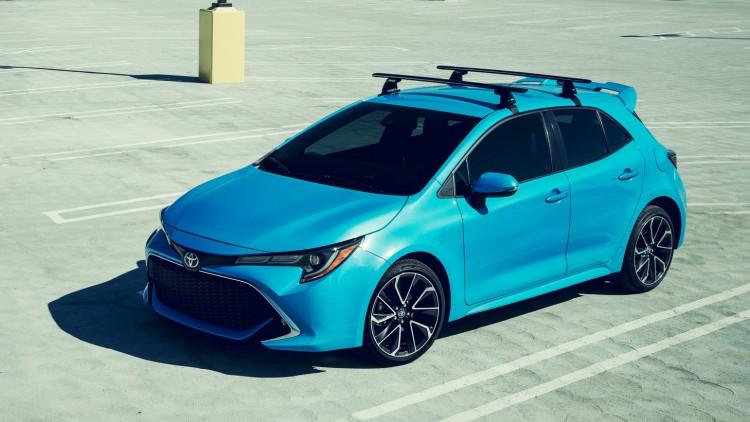 Така би могла да изглежда спортната Toyota Corolla