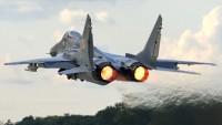 Lamborghini Hurcan срещу МиГ-29 (видео)