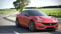 Ferrari ще прави горещ хечбек?