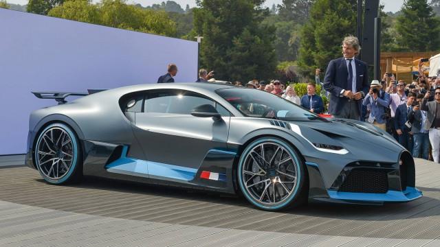 """Bugatti готви """"евтин и практичен"""" модел"""