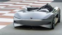 Infiniti показа дизайна на бъдещите си електромобили