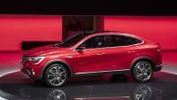 Renault представи първия си SUV-купе