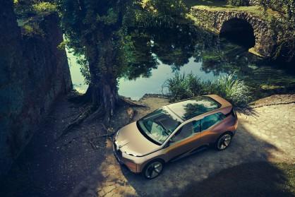 BMW iNext 2018 Concept