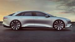 Lucid Air започна да изпреварва Tesla<br /> 10 снимки