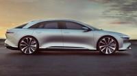 Lucid Air започна да изпреварва Tesla