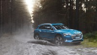 Audi представи електрическия си кросоувър