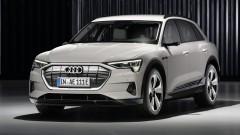 Audi удари Tesla в Германия<br /> 1 снимки