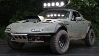Mazda MX-5 се превърна в корав офроуд звяр (видео)