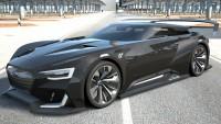 Subaru готви купе със среден двигател?