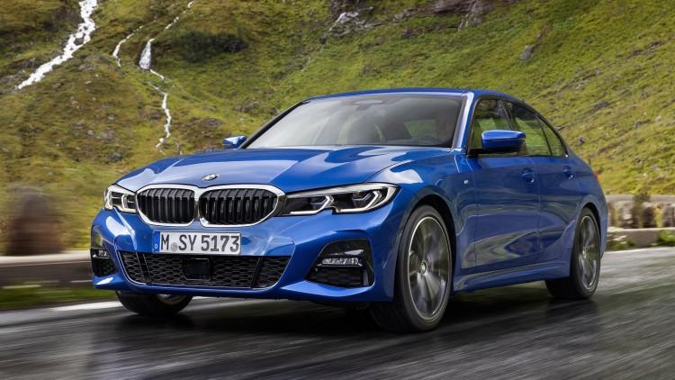 Новото BMW 3-Series