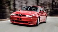 Продава се единствената Alfa Romeo 155 GTA Stradale