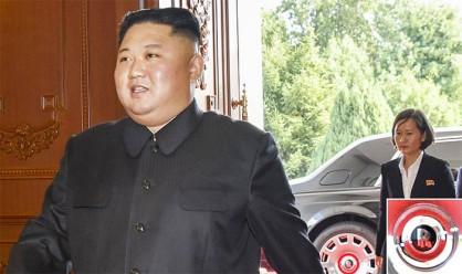 Ким Чен Ун се вози на Rolls-Royce Phantom